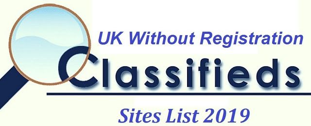 Free High PR UK Classified Sites (Top Sites in UK)