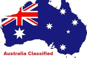 australia classified sites list