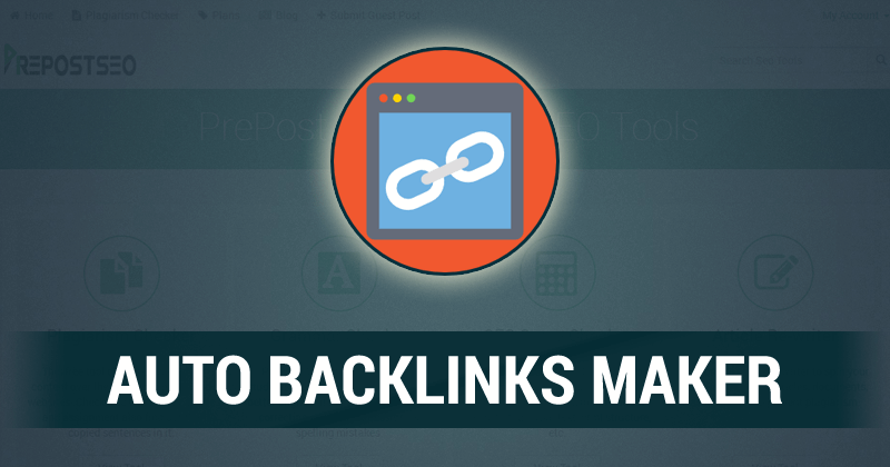 Best Backlink Generator Sites 2019 To Speed Up Your SEO