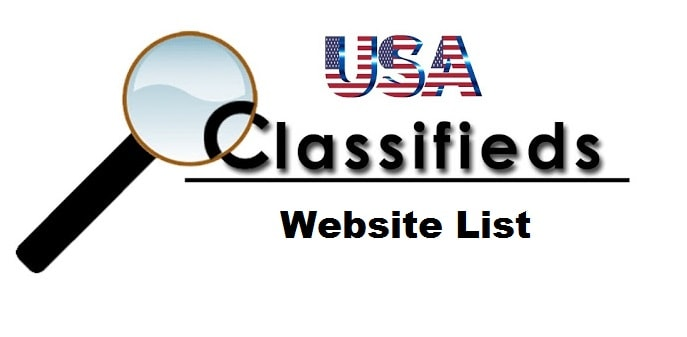 Top Free USA Classified Sites [Latest 2019]